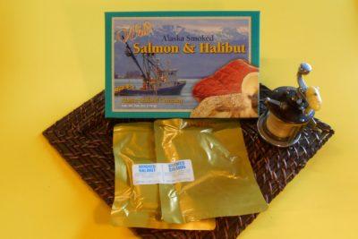Smoked Salmon and Halibut Gift Box