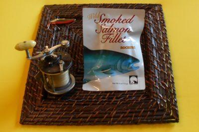 Smoked Sockeye Pre-printed pouch no boxed 4 oz