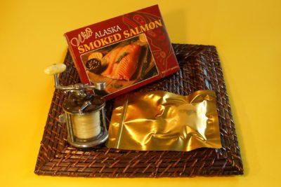 Pacific Salmon 4 oz Gift Box