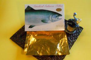 Smoked Sockeye Gift Box 8 oz - Alaskan Wild Seafood