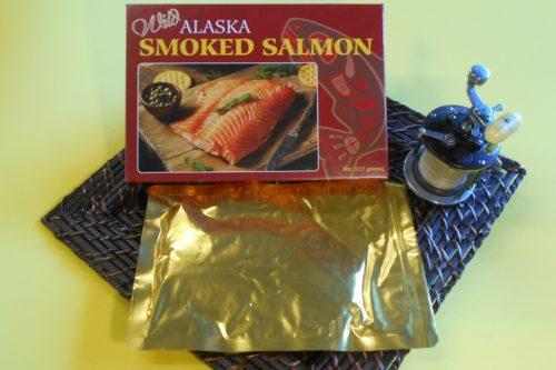 Pacific Salmon 8 oz Gift Box