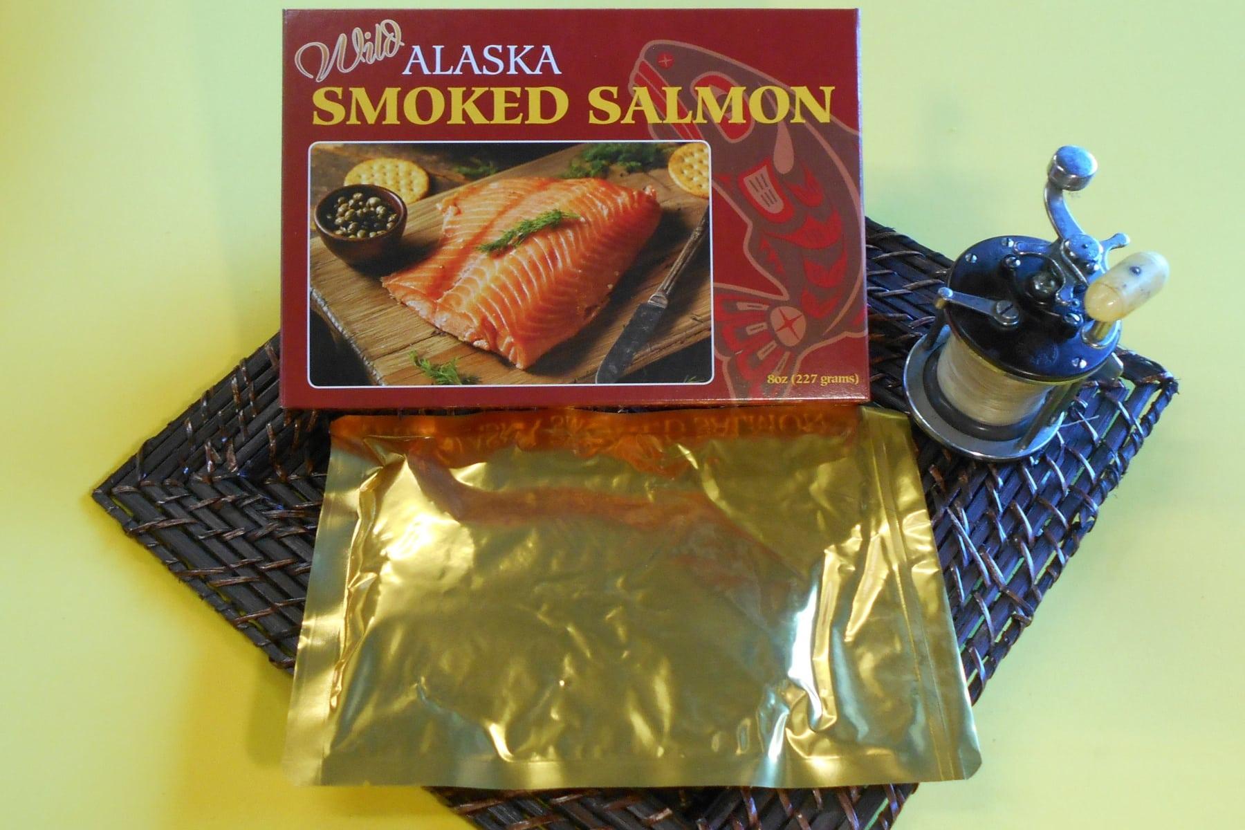 Pacific Salmon Medium Box - FREE