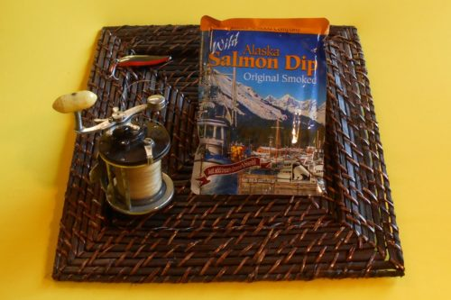 Smoked Salmon Dip 6 oz pouch
