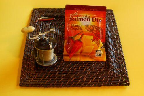 Salmon Dip Mango Chipotle Flavor 6 oz pouch