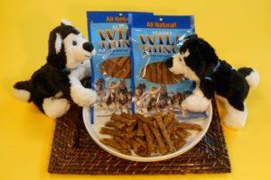 All Natural Alaskan Wild Things Pet Treats - Wild Alaskan Seafood