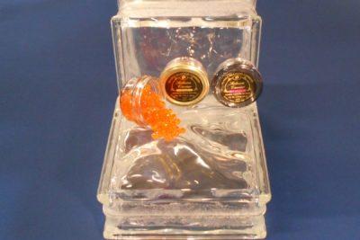 Smoked Wild Alaskan Caviar and Wild Alaskan Caviar Combo Pack