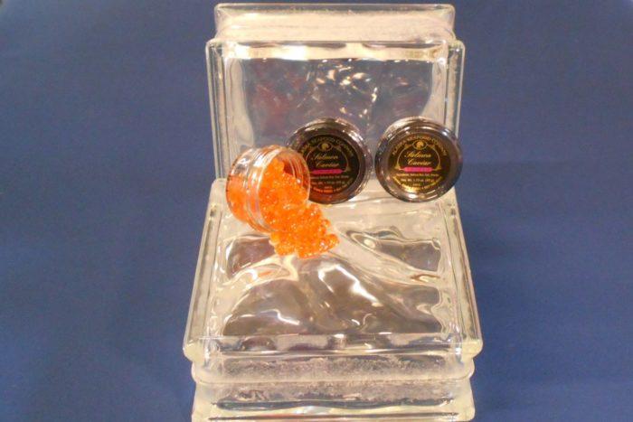 Smoked Wild Alaskan Caviar