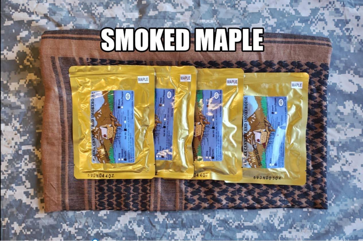 Smoked Maple